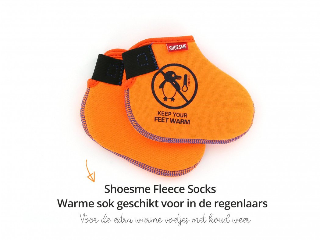 Shoesme Fleece Sock