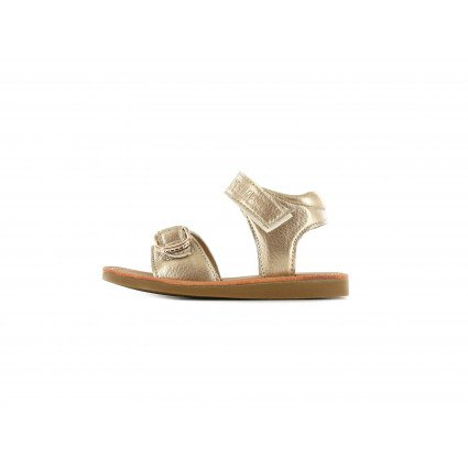 Shoesme shiny gouden sandaal