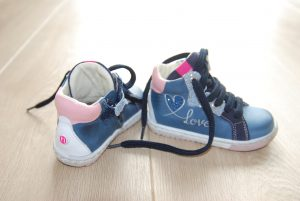 Shoesme eerste loopschoen What's on mama's mind