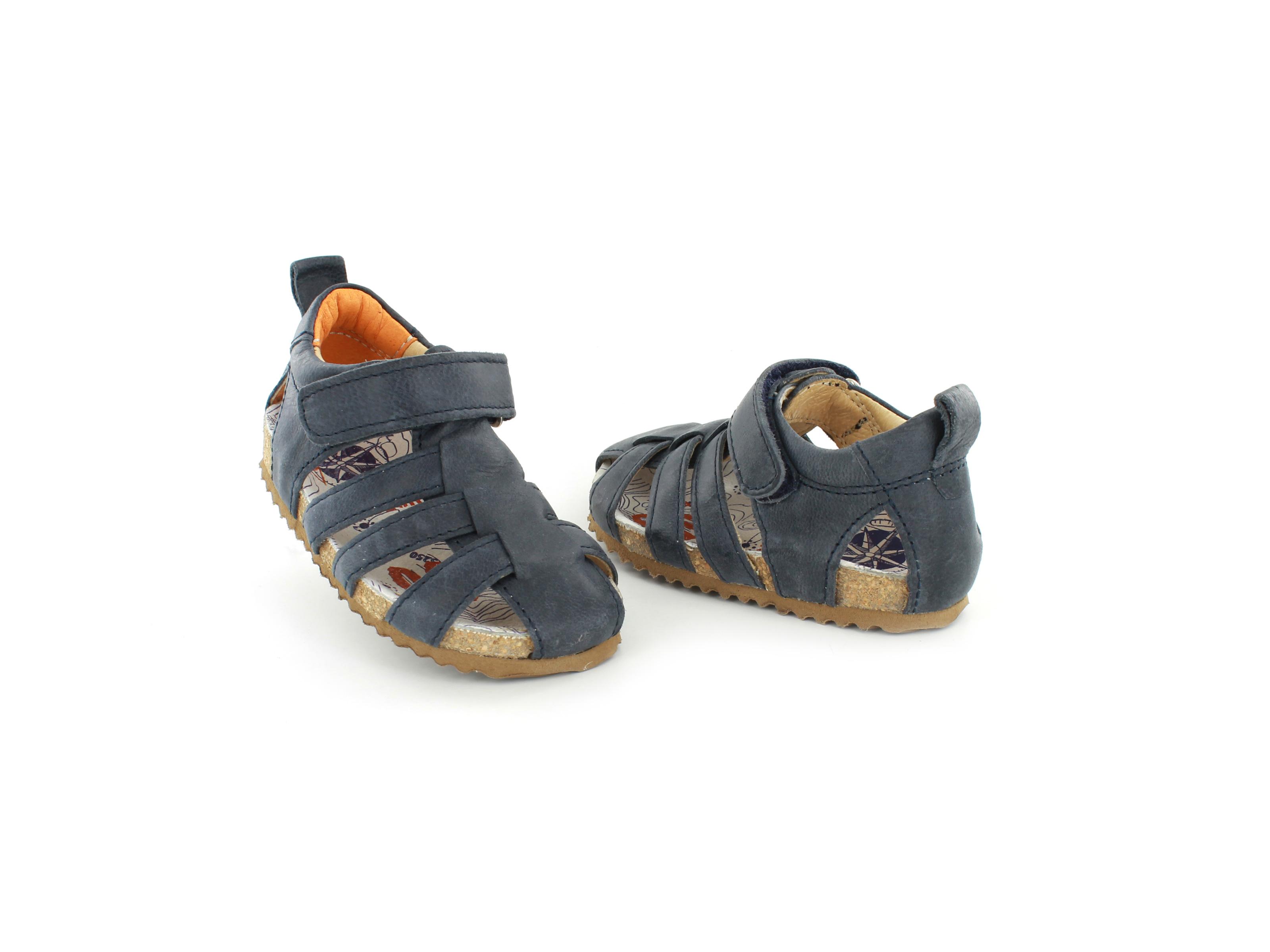Klaar voor de zomer met Shoesme sandalen met dichte neus & hiel