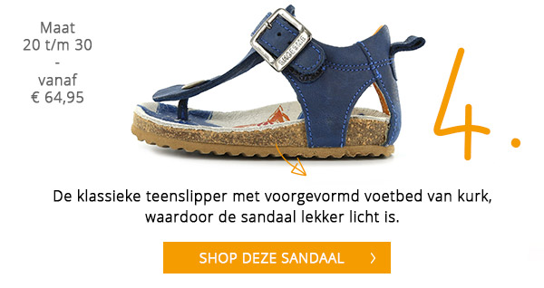 Shoesme teenslipper sandaal
