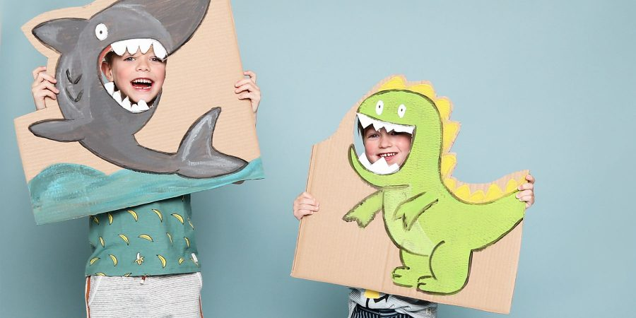 Shoesme dino-sneakers