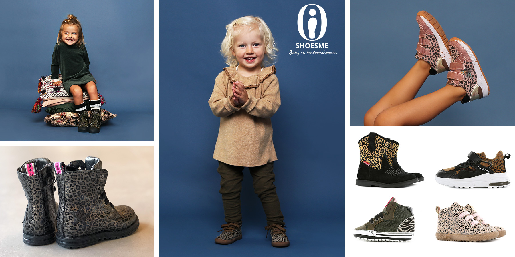 Shoesme animalprint collage