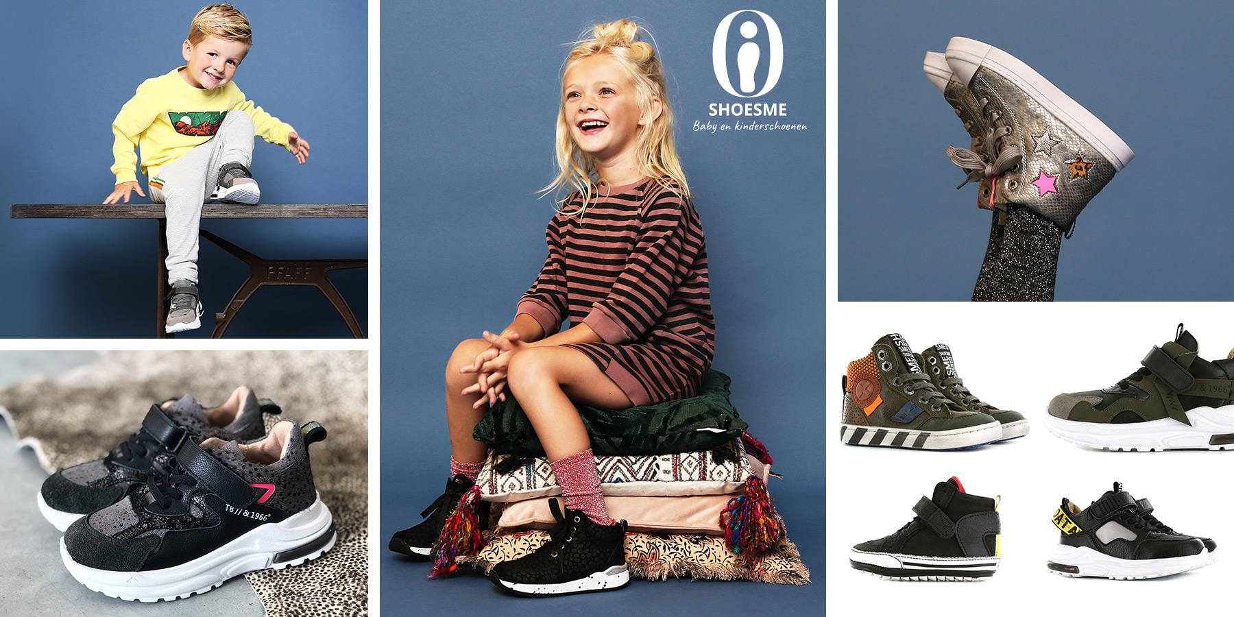 Nieuwe collectie Shoesme sneakers