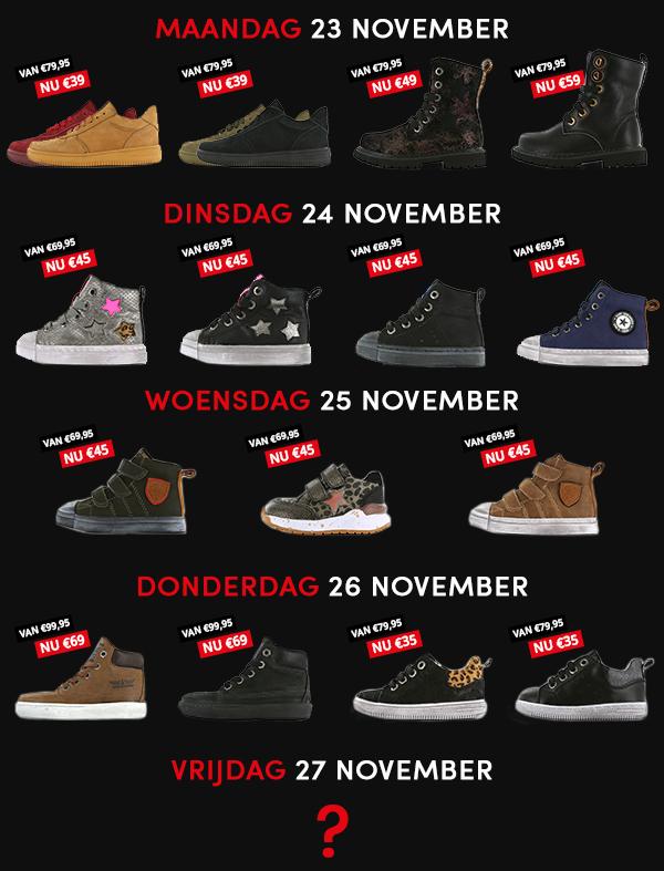 Shoesme Black Friday Week Deals