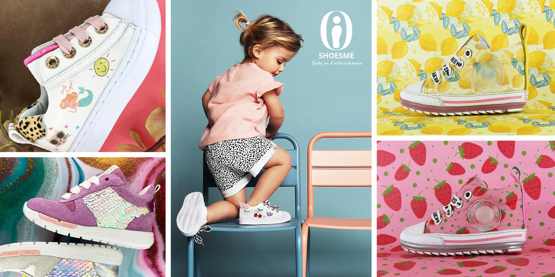 Shoesme schoenen met prints